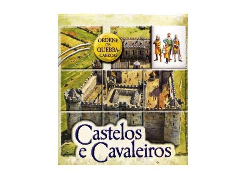 Castelos E Cavaleiros - Vários Autores - 9788573825923