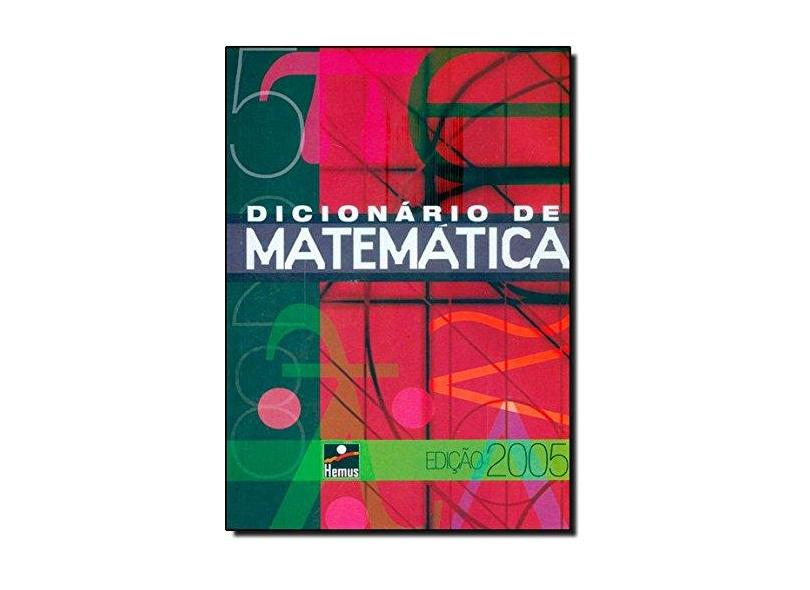 """Dicionario De Matematica - """"soares, Joshuah De Bragança"""" - 9788528905526"""