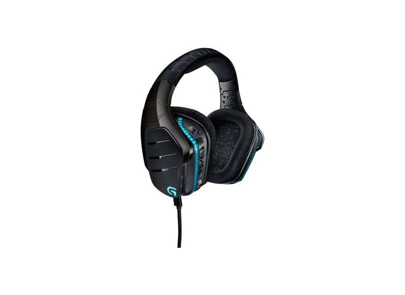Headset Wireless com Microfone Logitech G933 Artemis Spectrum