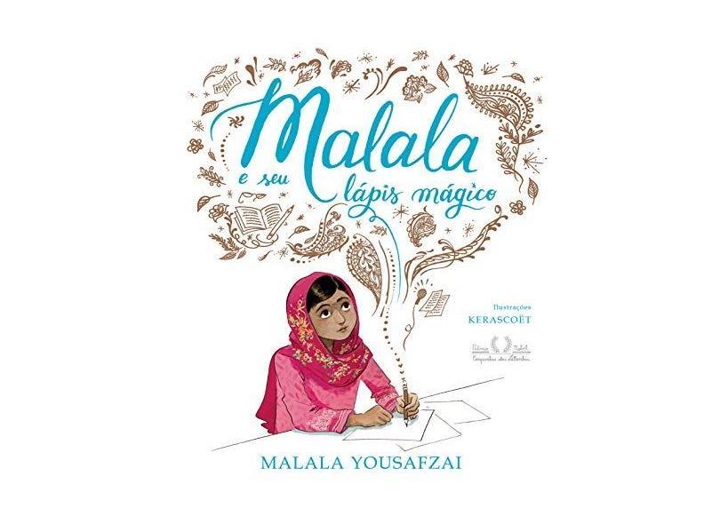 Malala E Seu Lápis Mágico - Yousafzai , Malala - 9788574068114