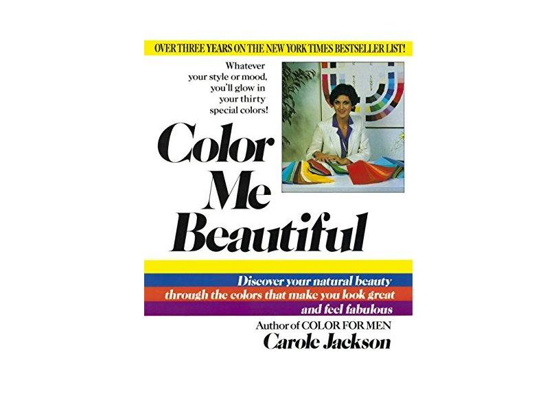 Color Me Beautiful - Carole Jackson - 9780345345882