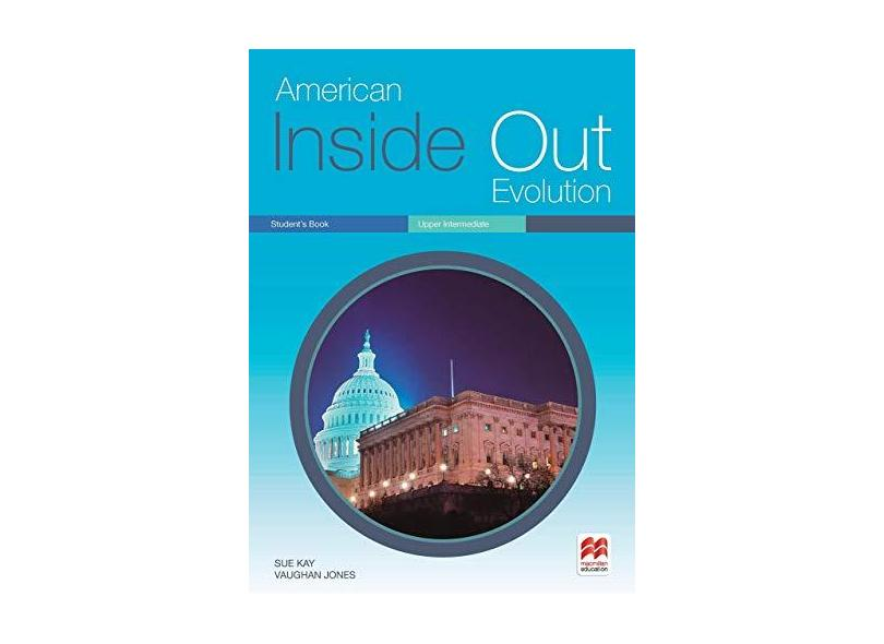 American Inside Out Evolution Students Book-Upp - Sue Kay - 9786074736410