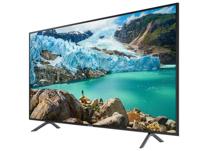 "Smart TV TV LED 49"" Samsung 4K Netflix 49RU7100"