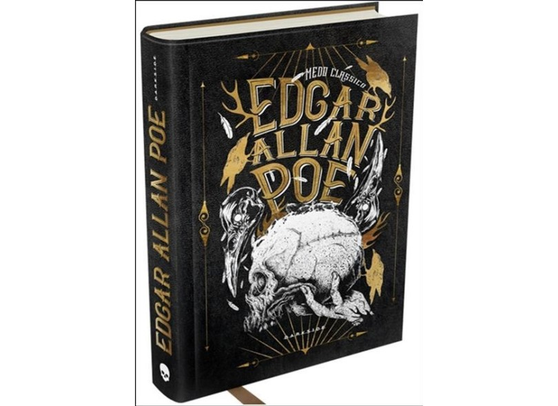 Edgar Allan Poe - Col. Medo Clássico - Poe, Edgar Allan - 9788594540249