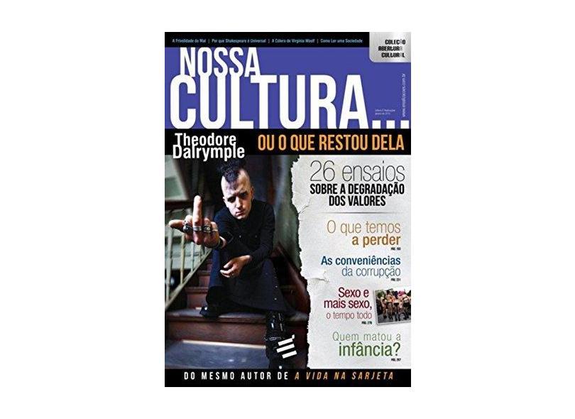 Nossa Cultura... Ou o que Restou Dela - Capa Comum - 9788580331639