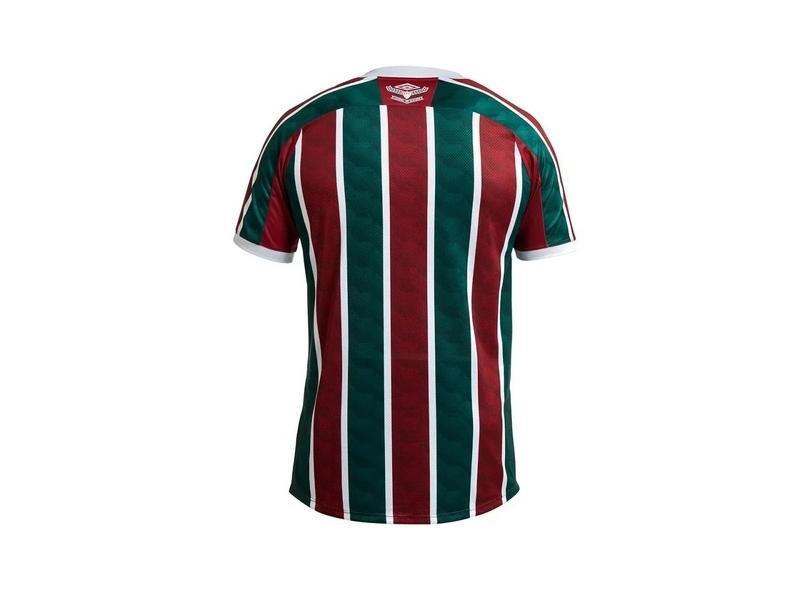 Camisa Torcedor Fluminense I 2020/21 Umbro