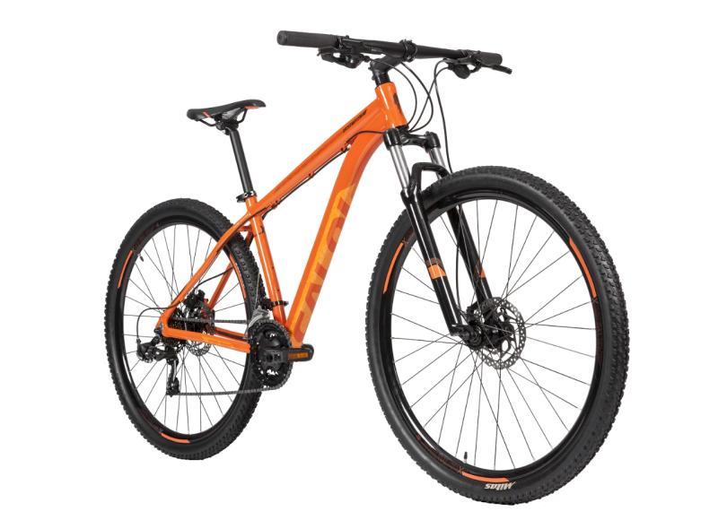 Bicicleta Mountain Bike Caloi 21 Marchas Aro 29 Suspensão Dianteira a Disco Hidráulico Explorer Sport 2020