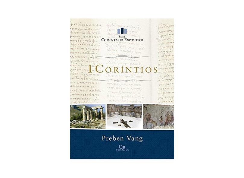 1 Coríntios - Preben Vang - 9788527507998