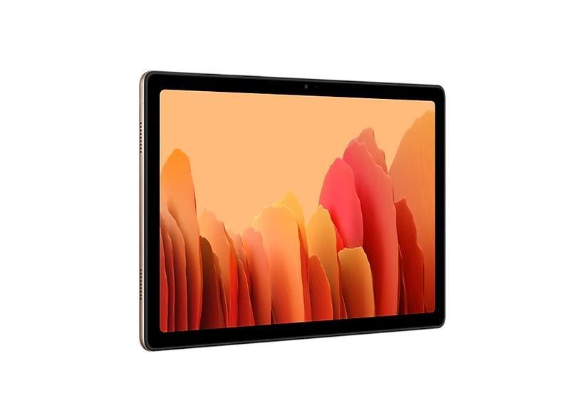 "Tablet Samsung Galaxy Tab A7 4G 64.0 GB TFT 10.4 "" Android 10 8.0 MP SM-T505N"