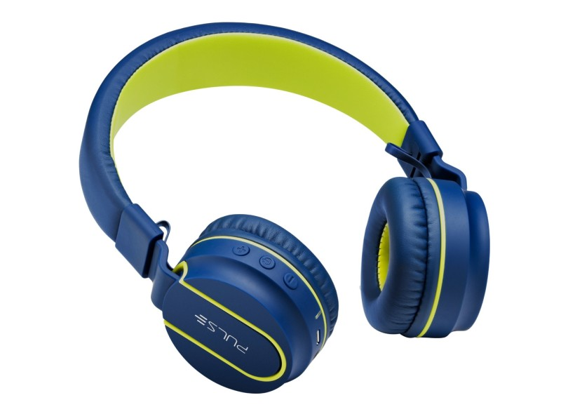Headphone Bluetooth com Microfone Multilaser Pulse Fun PH215