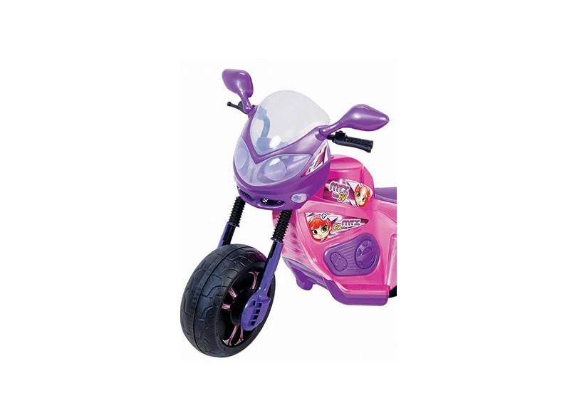 Mini Moto Elétrica Mtx Turbo 6V - Magic Toys