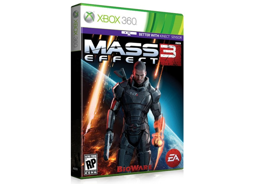 Jogo Mass Effect 3 EA Xbox 360