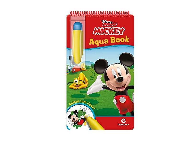 Aquabook Mickey - Naihobi S. Rodrigues - 9788594720429