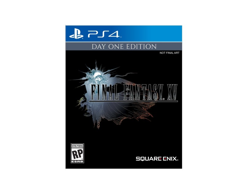 Jogo Final Fantasy XV PS4 Square Enix