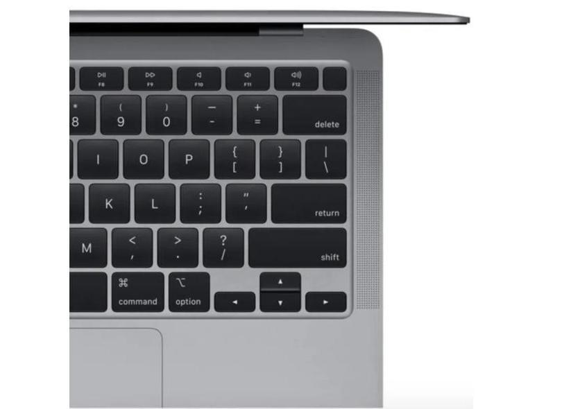 """Macbook Apple Macbook Air Intel Core i3 10ª Geração 8GB de RAM SSD 256 GB Tela de Retina 13"""" Mac OS"""