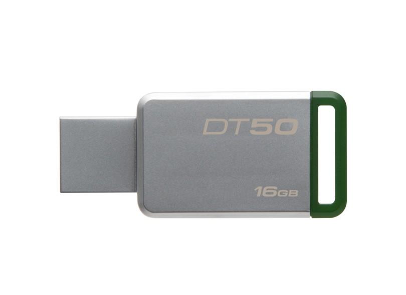 Pen Drive Kingston Data Traveler 16 GB USB 3.1 DT50/16GB