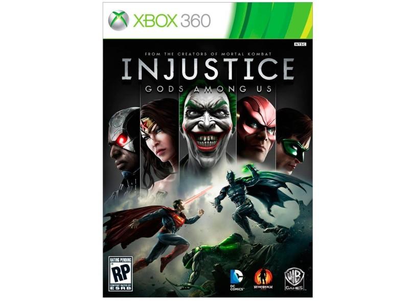 Jogo Injustice: Gods Among Us Xbox 360 Warner Bros