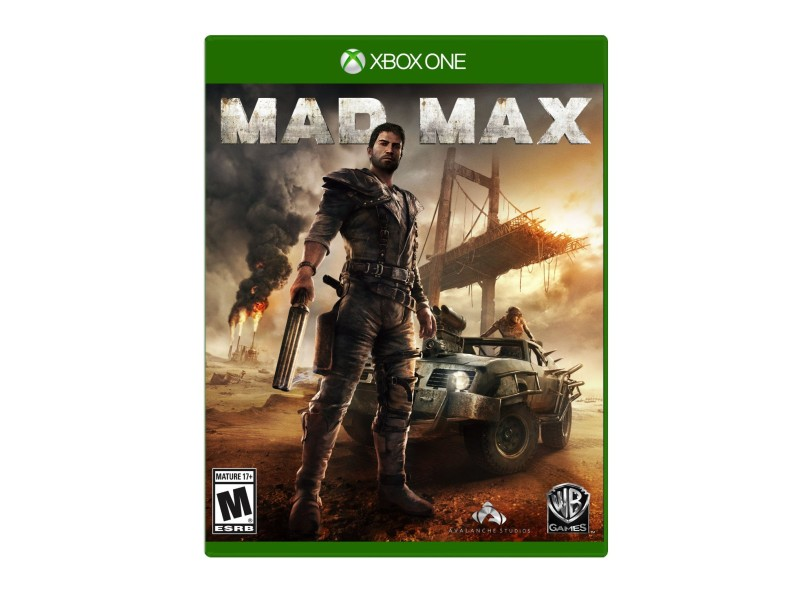 Jogo Mad Max Xbox One Warner Bros