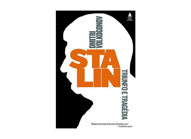 Box - Stalin - Dmitri Volkogonov - 9788520939536