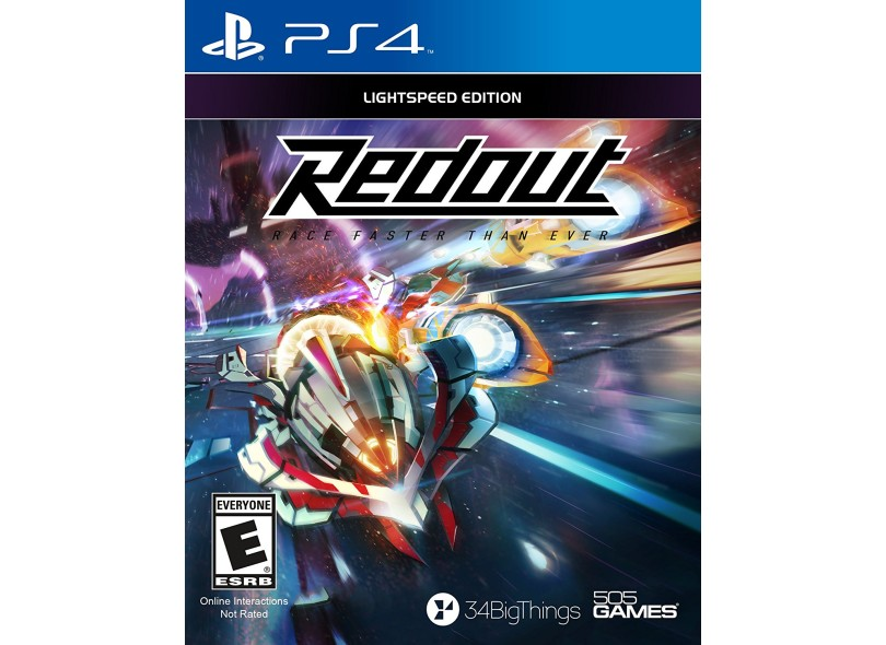 Jogo Redout PS4 505 Games