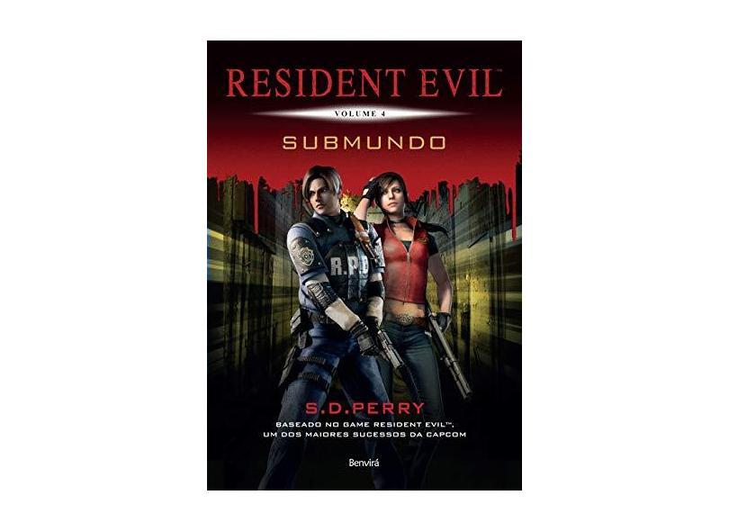 Resident Evil. Submundo - Capa Comum - 9788582401668