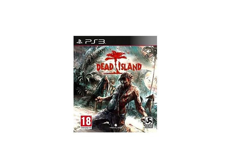 Jogo Dead Island Deep Silver PS3