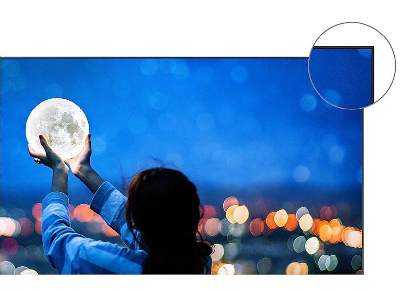 "Smart TV TV LED 65 "" Samsung Crystal 4K HDR UN65TU7000GXZD 2 HDMI"
