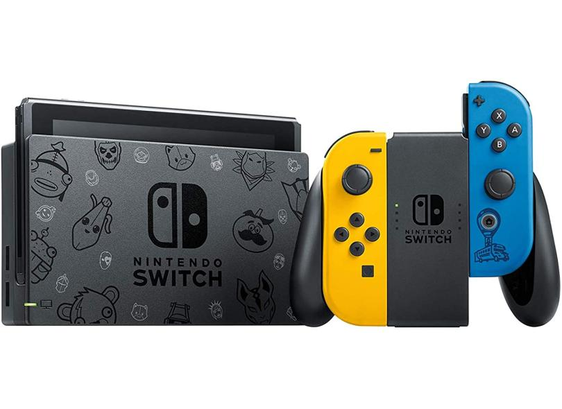 Console New Nintendo Switch 32 GB Fortnite Special Edition