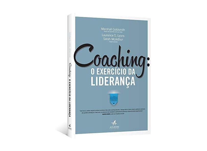 Coaching - 3ª Ed. 2018 - Goldsmith, Marshall - 9788550801605
