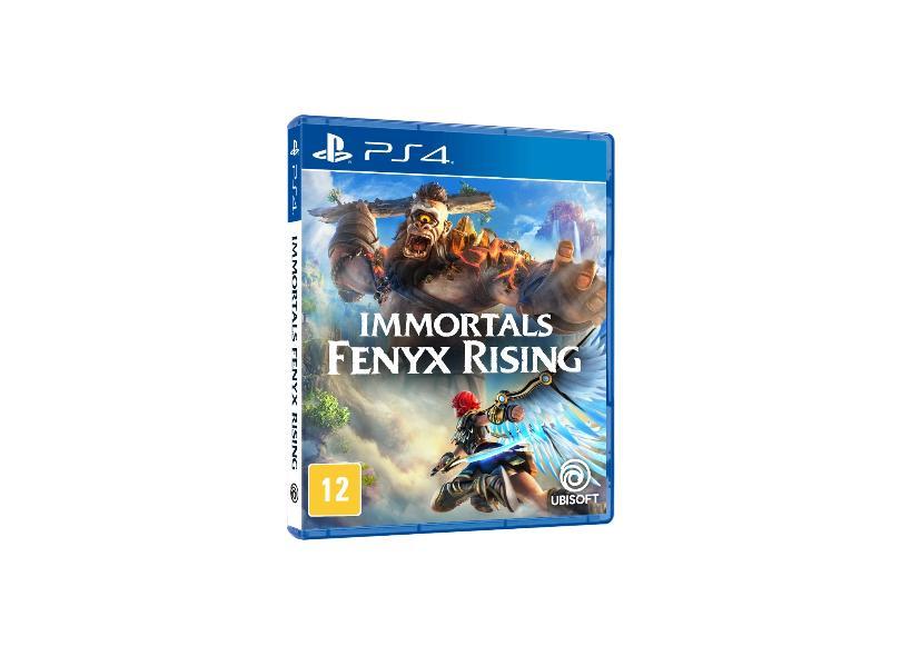 Jogo Immortals Fenyx Rising PS4 Ubisoft