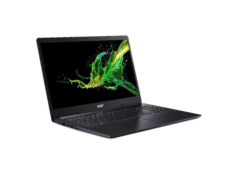 "Notebook Acer Aspire 3 Intel Celeron N4000 4.0 GB de RAM 500 GB 15.6 "" Windows 10 A315-34-C5EY"