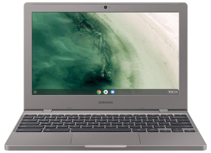 "Notebook Samsung Chromebook 4 Intel Celeron N4000 4.0 GB de RAM 64.0 GB 11.6 "" Chrome OS XE310XBA-KT2BR"