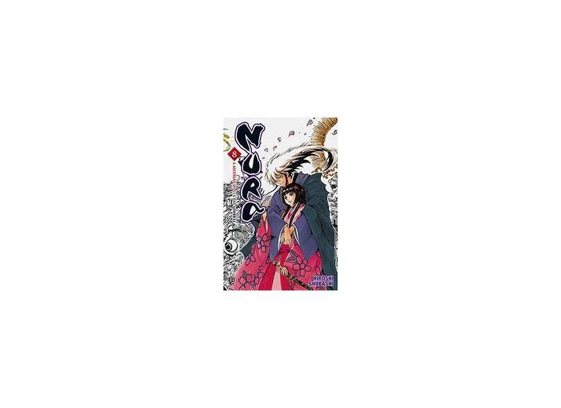 Nura - A Ascensão do Clã Das Sombras Vol. 8 - Ponte ao Presente - Shiibashi, Hiroshi; Shiibashi, Hiroshi - 9788577876846