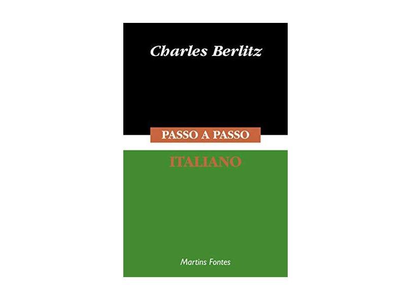 Italiano Passo A Passo - Charles Berlitz - 9788533604568
