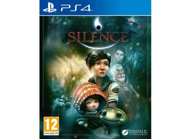 Jogo Silence PS4 Arrowhead Game Studios