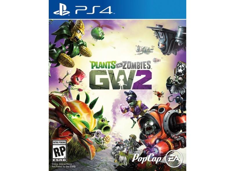 Jogo Plants vs Zombies Garden Warfare 2 PS4 EA