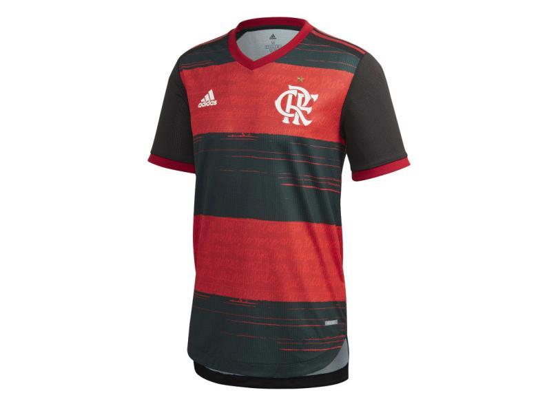 Camisa Flamengo I 2020/21 Adidas