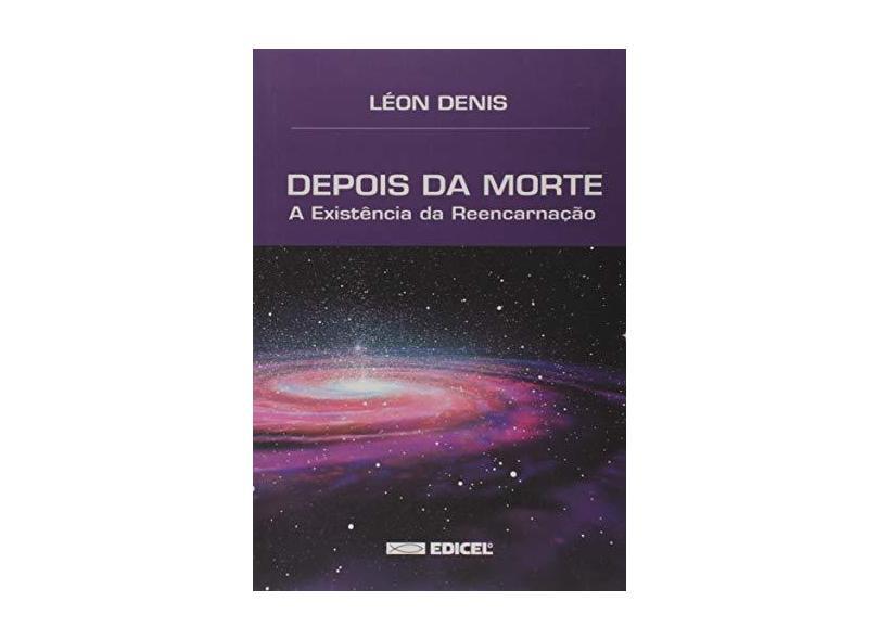 Depois da Morte - Léon Denis - 9788592793159