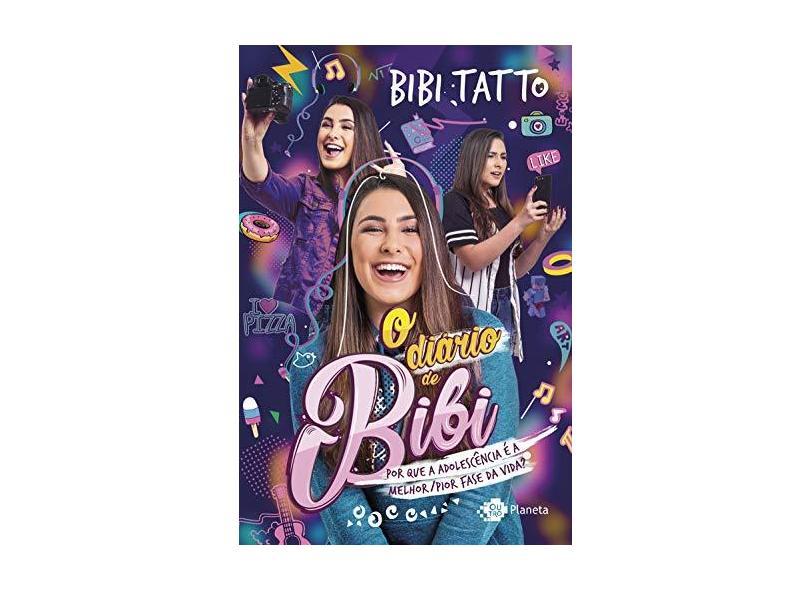 O Diário de Bibi - Bibi Tatto - 9788542213652