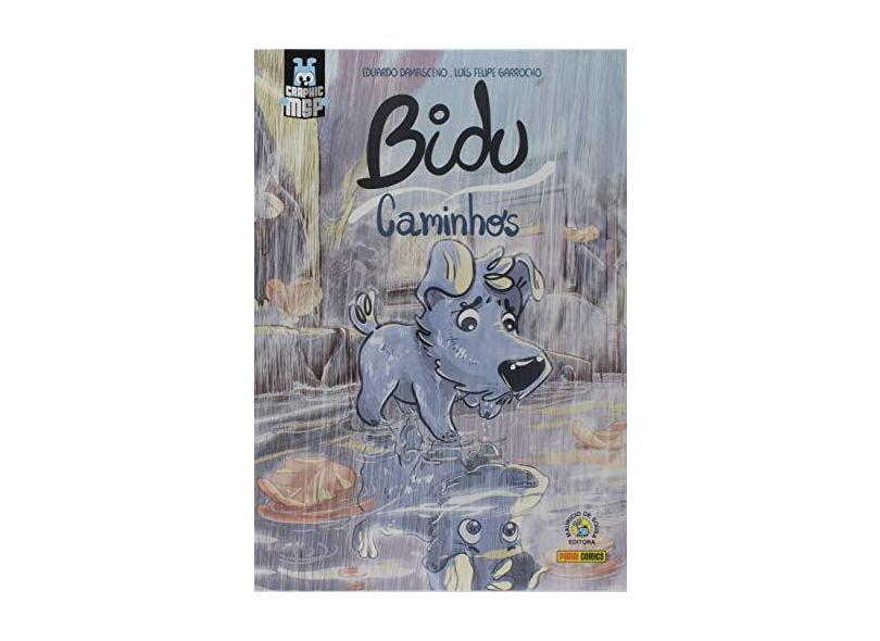 Bidu. Caminhos - Volume 1 - Capa Dura - 9788583680260
