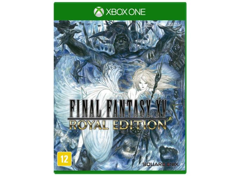 Jogo Final Fantasy XV Royal Edition Xbox One Square Enix
