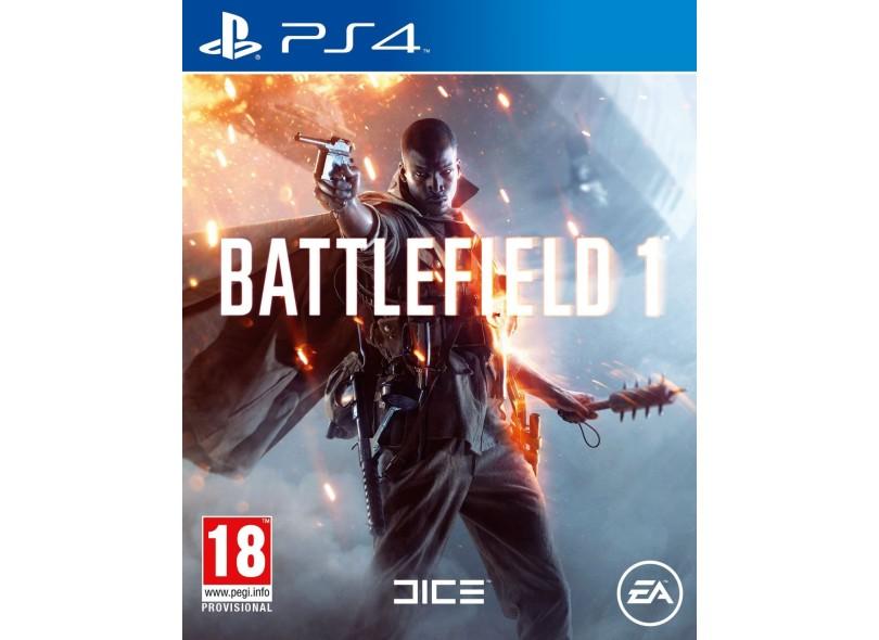 Jogo Battlefield 1 PS4 EA