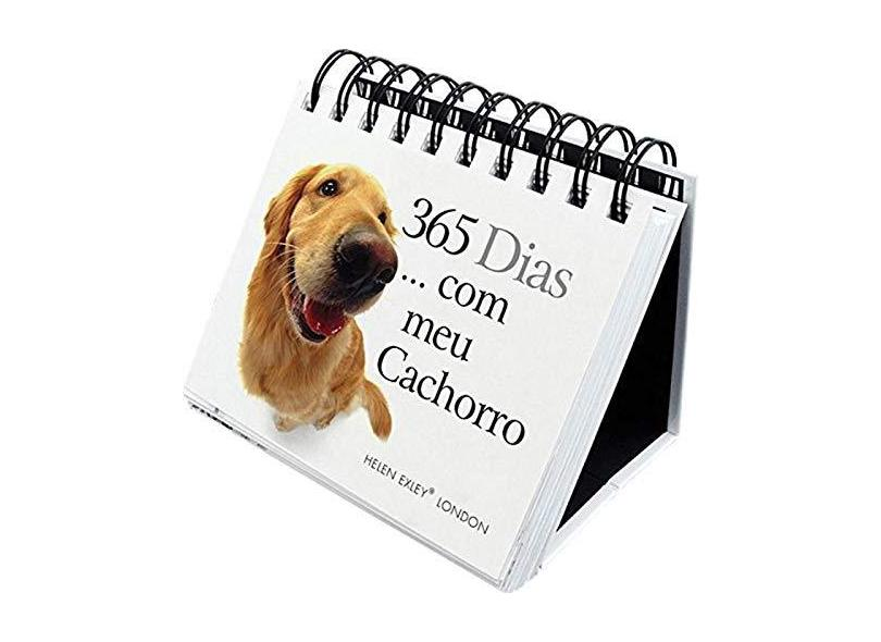 365 Dias. Com Meu Cachorro - Sarah Abbot + Vários - 9781846349683