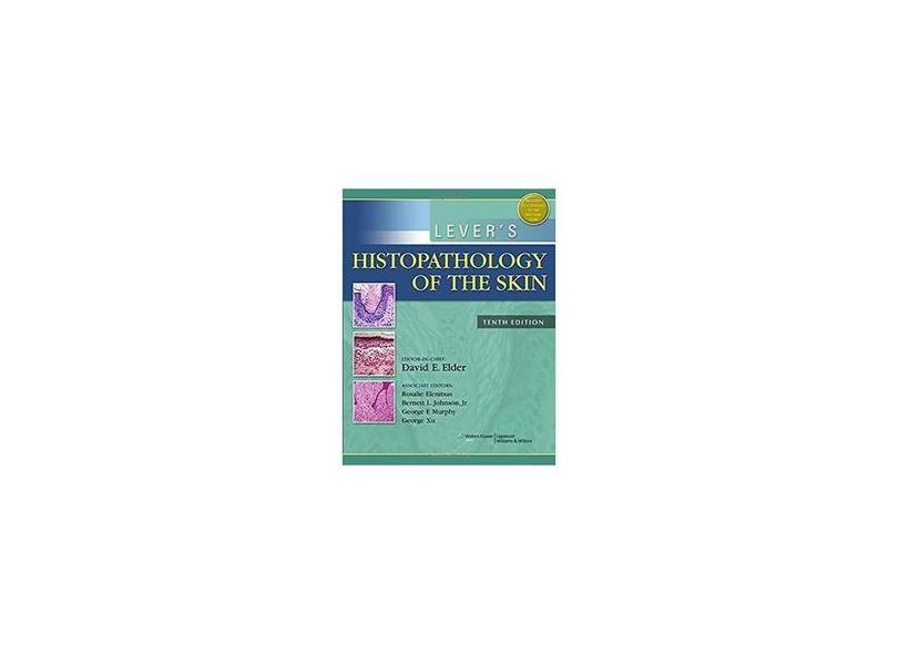 LEVERS HISTOPATHOLOGY OF THE SKIN - Elder - 9780781773638