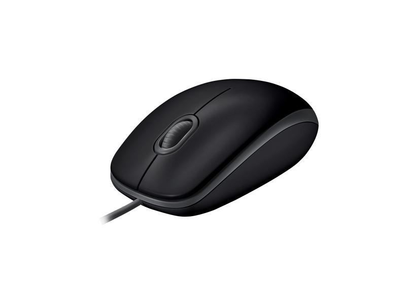 Mouse Óptico USB M110 - Logitech