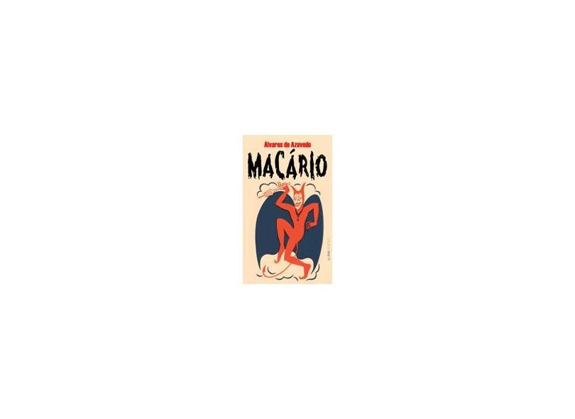 Macario - Pocket / Bolso - Azevedo, Álvares De - 9788525410498