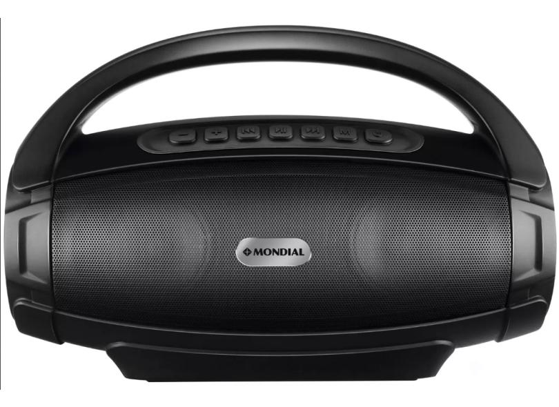Caixa de Som Bluetooth Mondial Monster Sound II SK-07 60 W