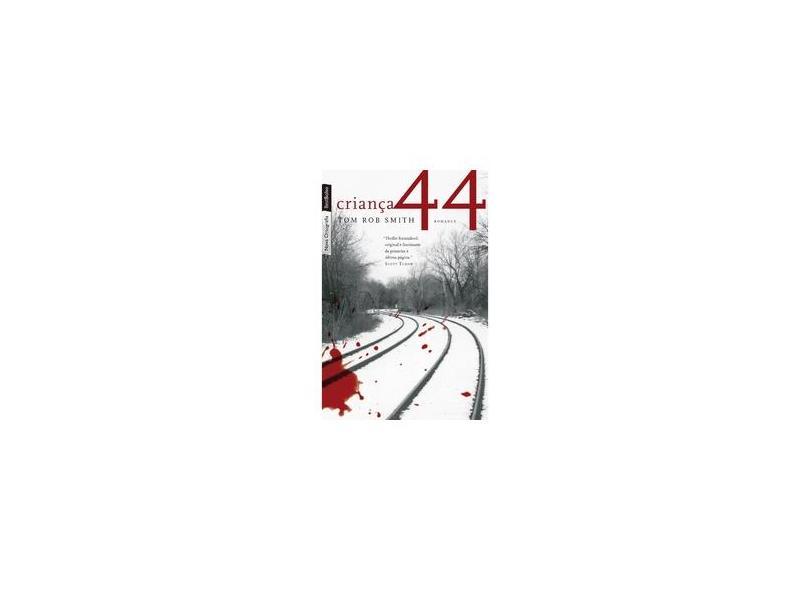 Criança 44 - Nova Ortografia - Bestbolso - Smith, Tom Rob - 9788577992072