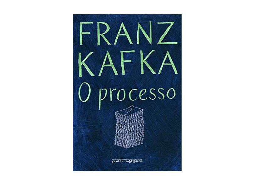 O Processo - Ed. De Bolso - Kafka, Franz - 9788535907438