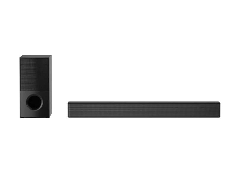 Home Theater Soundbar LG 600.0 W 4.1 Canais 1 HDMI SNH5
